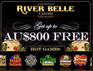 River belle mobile casino entertainment